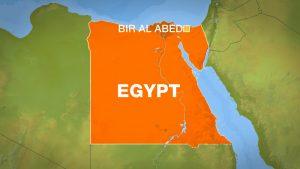 Korban Tewas Bom Masjid Jadi 235 Orang, Militer Mesir Serang Balik