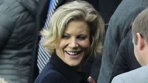 Amanda Staveley Pemilik Baru Newcastle United