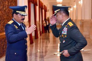 Malaysia Ucapkan Selamat Untuk Panglima TNI BaruHadi Tjahjanto