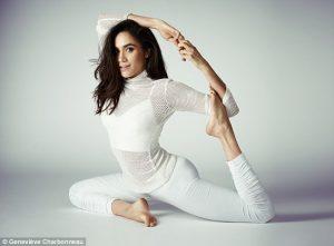 Meghan Markle: Yoga Ada Dalam Darah Saya