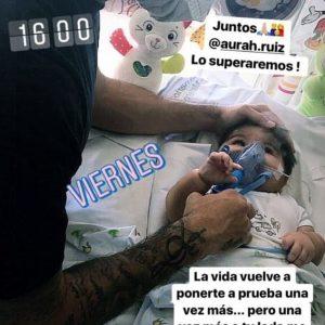 Pesepakbola Jese Rodriguez Posting Foto Bayinya Yang Lahir Prematur