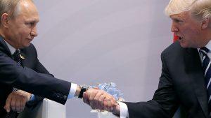 Bantu Rusia Gagalkan Serangan Teroris, Putin Ucapkan Terimakasih Kepada AS