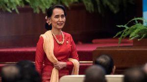 PBB: Aung San Suu Kyi Bisa Menjadi Penyebab Genosida