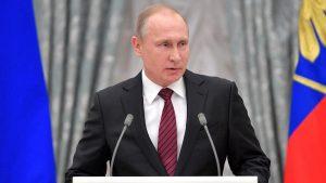 Putin: Strategi Keamanan AS Agresif, Rusia Harus Memperhatikannya