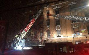 Kebakaran Apartemen Di New York Tewaskan 12 Orang