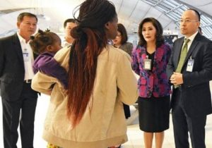 Keluarga Zimbabwe Terdampar Di Bandara Thailand Selama 3 Bulan
