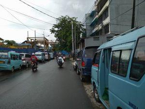 Protes Penutupan Jalan Di Tanah Abang, Angkutan Umum Mogok Massal