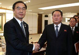 Korea Utara Setuju Kirim Delegasi Ke Olimpiade Musim Dingin PyeongChang