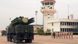 Pangkalan Militer Diserang, Rusia Tahu Siapa Dalangnya