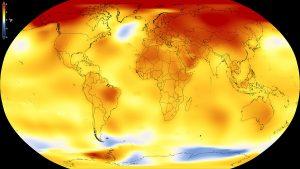 NASA: 2017 Merupakan Salah Satu Tahun Terpanas Di Bumi