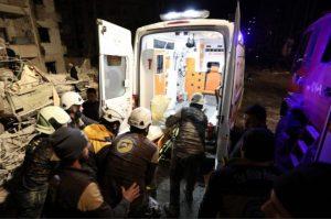 Ledakan Di Suriah Tewaskan Sedikitnya 23 Orang