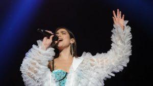 Penyanyi Dua Lipa Raih Lima Nominasi Di Brit Awards