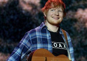 Ed Sheeran Umumkan Pertunangannya Dengan Sang Kekasih