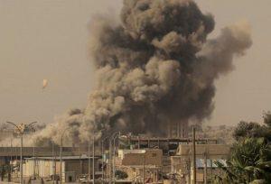 Serang Markas ISIS Di Suriah, Koalisi AS Tewaskan 150 Militan
