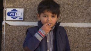 Festival Epiphany Saat Anak-anak Di Portugal Diharuskan Merokok