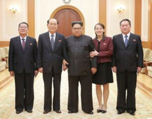 Terkesan Dengan Olimpiade Pyeongchang, Kim Jong-un Ucapkan Terima Kasih