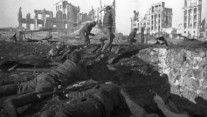 Pertempuran Stalingrad, Simbol Perang Dunia II Dan Kekalahan Nazi