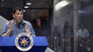 Duterte: Bercinta Menggunakan Kondom Itu Tidak Menyenangkan