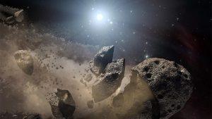 Apakah Asteroid Menyimpan Rahasia Kehidupan Di Bumi?