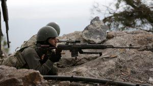 Turki Akan Lawan Pasukan Suriah Di Afrin Jika Membela Kurdi