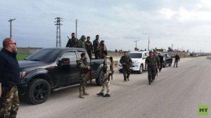 Pasukan Turki Serang Milisi Pro Suriah Agar Tidak Memasuki Afrin