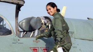 India Akhirnya Memiliki Pilot Pesawat Tempur Wanita