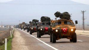 Turki Kirim Pasukan Khusus Ke Afrin, Suriah Dalam 'Persiapan Pertarungan Baru'