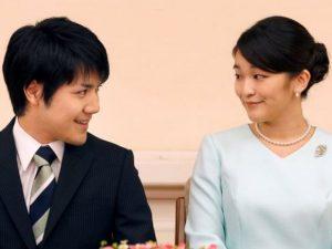 Putri Jepang Mako Menunda Pernikahannya Hingga Tahun 2020