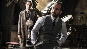 Dumbledore Digambarkan Sebagai 'Gay' Dalam Film Fantastic Beast Berikutnya