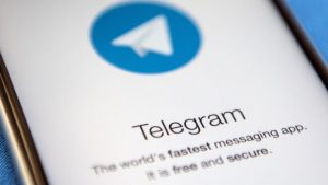 Apple Hapus Aplikasi Telegram Dari App Store