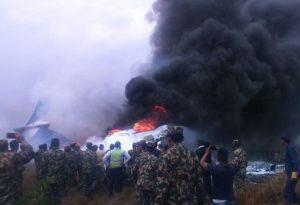 Kecelakaan Pesawat Di Nepal Tewaskan 49 Orang