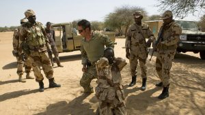 ISIS Unggah Video Penyergapan Terhadap Tentara Amerika Di Niger
