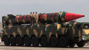 China Bantu Pembangunan Rudal Pakistan Dengan Memberi Sistem Pelacakan Canggih