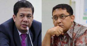 Diduga Sebarkan Hoax, Fahri Hamzah Dan Fadli Zon Dilaporkan Ke Polisi