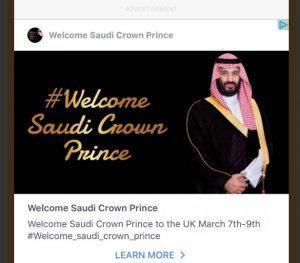 Promosi Perjalanannya Di Media Sosial, Pangeran Saudi Malah Dikecam