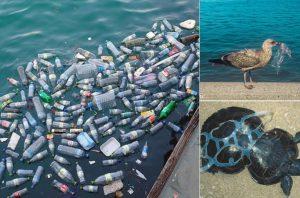 Inggris Berencana Kenakan Pajak Terhadap Sampah Plastik