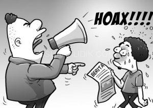 Dalam Dua Bulan, 19 Dari 21 Laporan Ke Polda Jabar Hoax