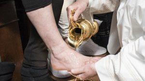 Misa Kamis Putih, Paus Fransiskus : Yesus Mempertaruhkan Dirinya Dalam Pelayanan