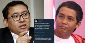 Wakil Ketua Umum Gerindra Dan Sekjen PSI Saling Sindir Di Twitter