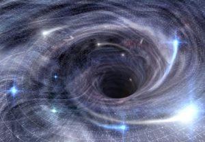 Selusin Lubang Hitam Ditemukan Di Pusat Galaksi
