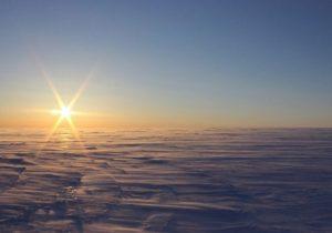 Peneliti Temukan Dua Danau Di Bawah Lapisan Es Arktik