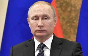 Putin: Serangan Terhadap Suriah, Bukti Amerika Berkomplot Dengan Teroris