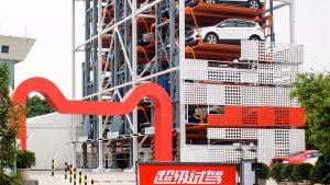 Pertama Di China, Alibaba Membuka Vending Machine Penjual Mobil