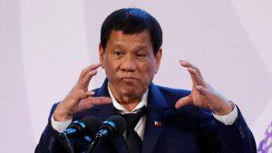 Rodrigo Duterte: Komisaris HAM PBB Berkepala Besar Namun Tidak Berisi