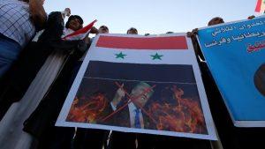 Macron: Amerika, Perancis Dan Sekutunya Harus Membangun Suriah Setelah Perang