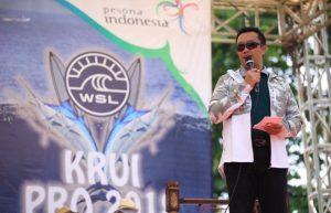 Menpora: Kejuaraan Surfing Internasional Krui Pro Dongkrak Wisata Pesisir Barat Lampung