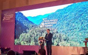 Forum APRS III, Australia Puji Indonesia Dalam Hal Menjaga Hutan