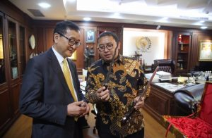 Terima Kunjungan Pimpinan CNRP, Fadli Zon Harap Persoalan Demokrasi Kamboja Segera Diselesaikan