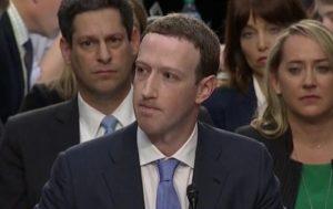 Skandal Bocornya Data Facebook, Begini PenjelasanZuckerberg Kepada Para Senator
