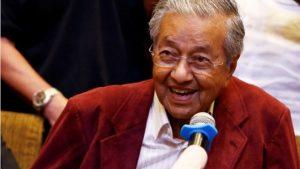 Kemenangan Mahathir Mohamad Menjadikannya Pemimpin Tertua Di Dunia